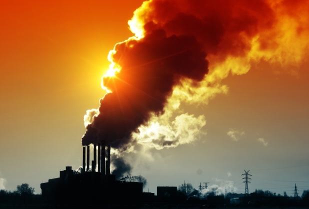 Emissioni di CO2 senza precedenti, mai così da 66 milioni di anni