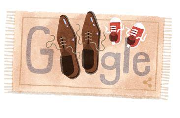 Festa del papà, la celebrazione di Google attraverso un doodle