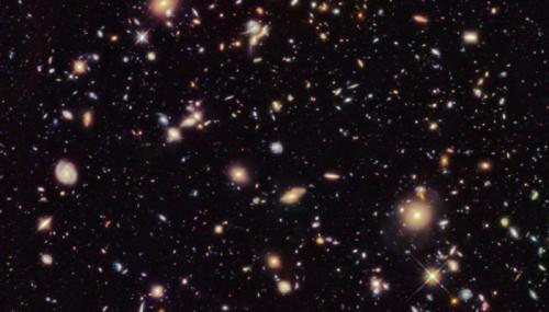 Astronomia, scoperte giovani galassie esistenti nell'Universo primordiale