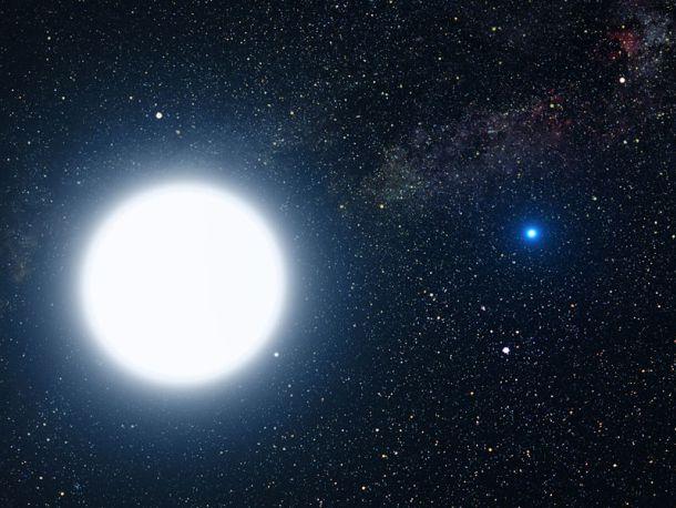 La Morte Nera, la nana bianca continua a distruggere i pianeti