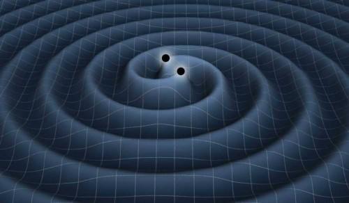 Onde gravitazionali, arriva un nuovo studio legato alla materia oscura