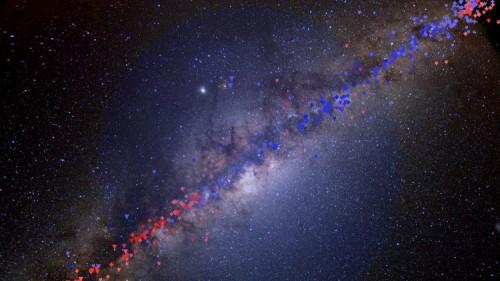 Onde gravitazionali tracce di materia oscura? Ecco un nuovo studio
