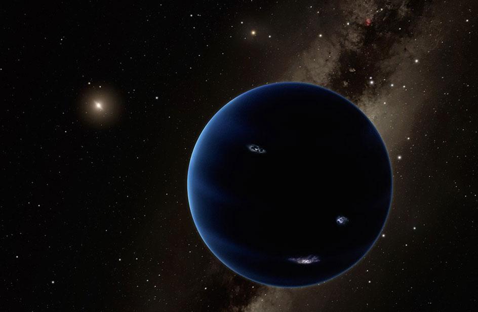 Pianeta Nove: conseguenza della pioggia di comete che ha causato l'estinzione di massa?