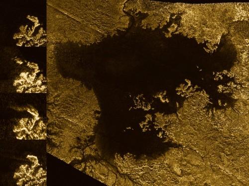Titano, mari in tempesta e il mistero di un'Isola che appare e scompare