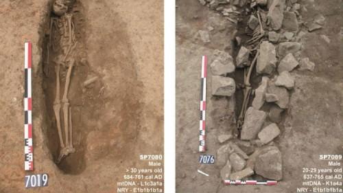 Tombe ancestrali svelano i segreti del passato in Europa