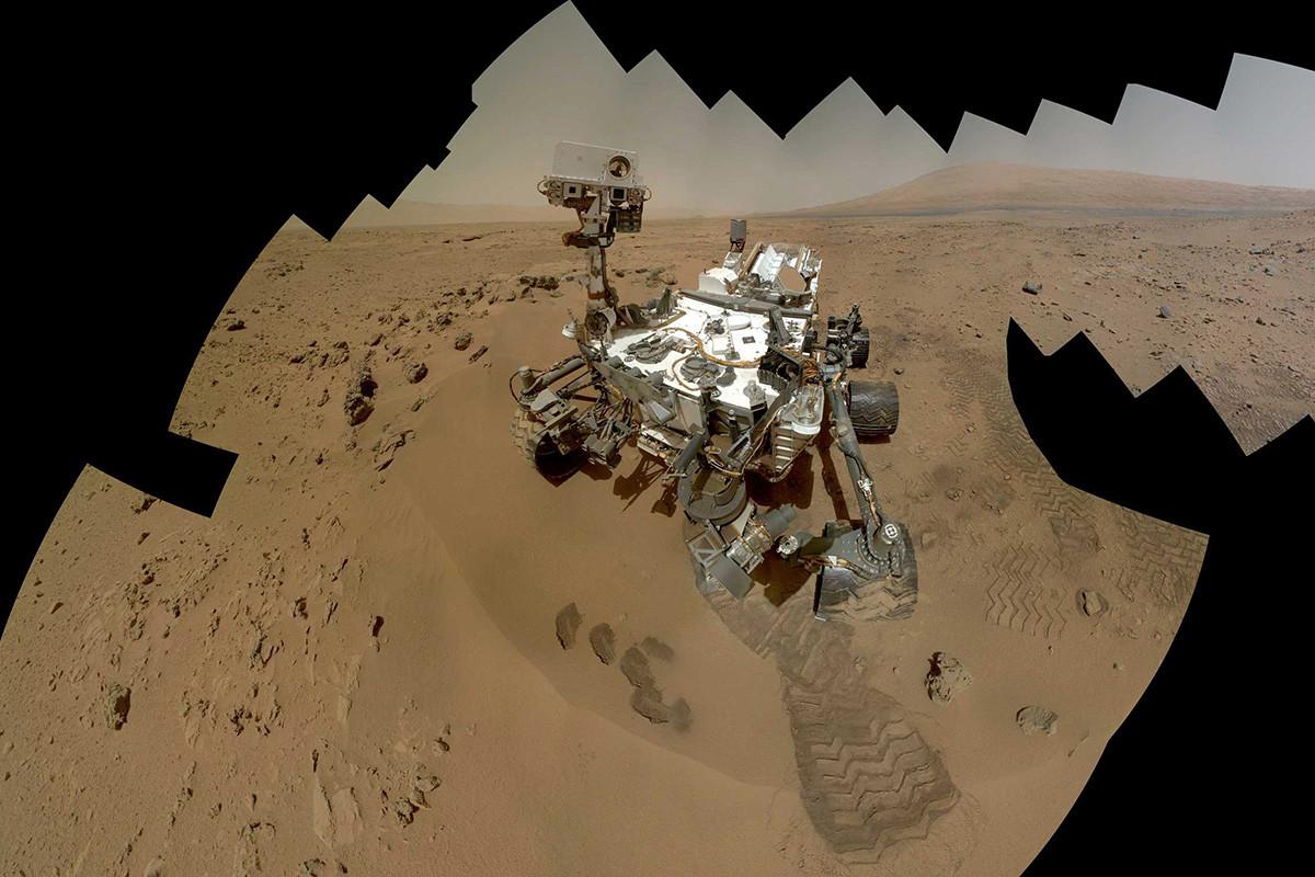 Marte: milioni di anni fa c'era ossigeno nell'atmosfera, trovata la prova
