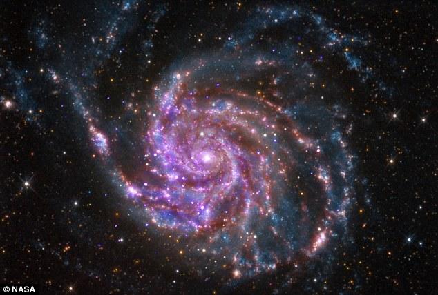 L'universo si espande più velocemente del previso, lo studio