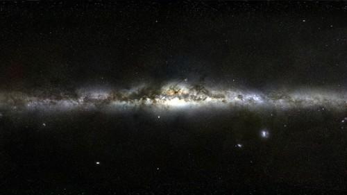 Universo: la periferia della Via Lattea può ospitare vita extraterrestre