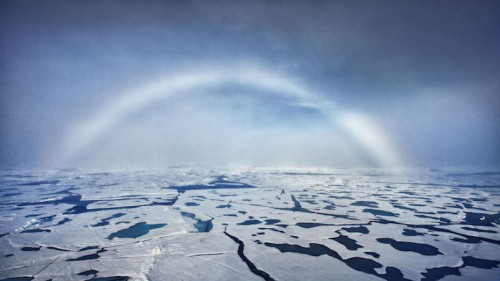 Arcobaleno bianco: le caratteristiche del fenomeno
