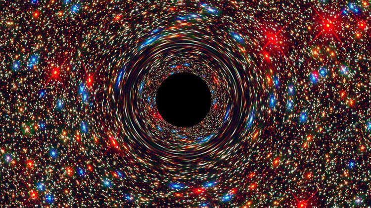 Buco nero dalla massa pari a 17 miliardi di volte il Sole, l'incredibile scoperta