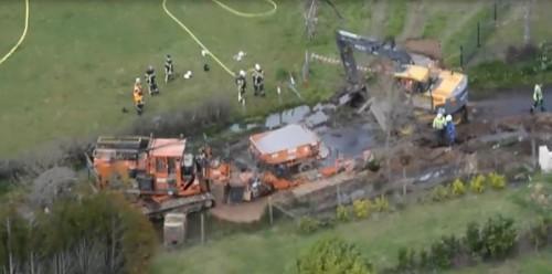 Francia: rottura di una conduttura che trasporta petrolio, rischio disastro ambientale