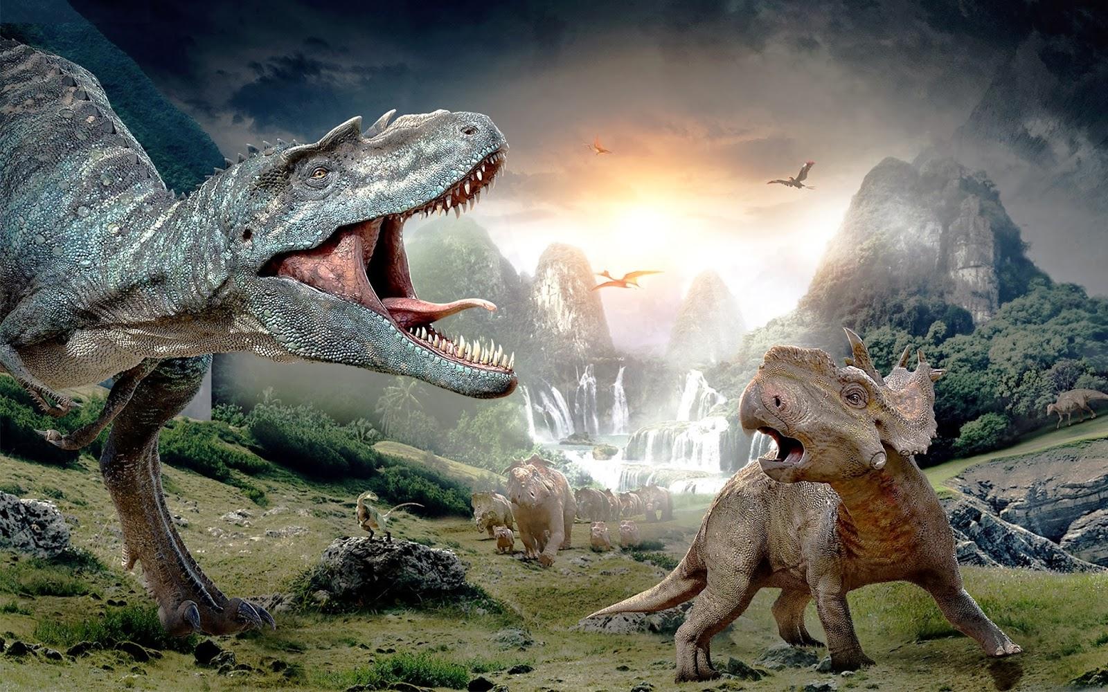 Estinzione dinosauri, declino iniziato prima dell'impatto dell'asteroide?