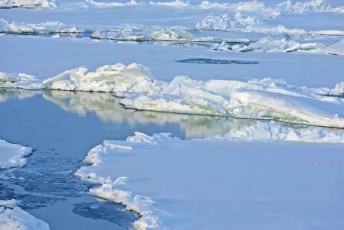 Ghiaccio Artico, raggiunto un nuovo incredibile minimo storico