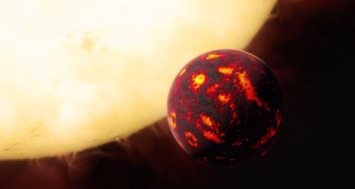 Spazio: Spritzer analizza Janssen, il pianeta più originale mai osservato