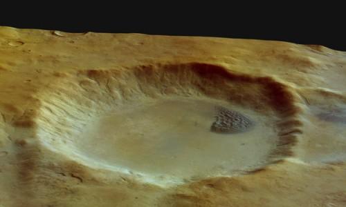 Marte, individuata l'area dove ricercare la vita