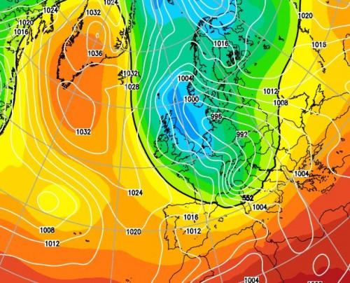 Meteo Italia: stop al caldo, torna il maltempo con pioggia, freddo e temporali