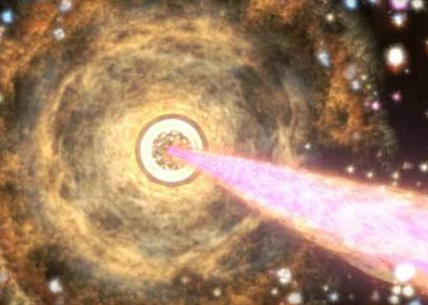Spazio: scoperta l'origine di un neutrino cosmico