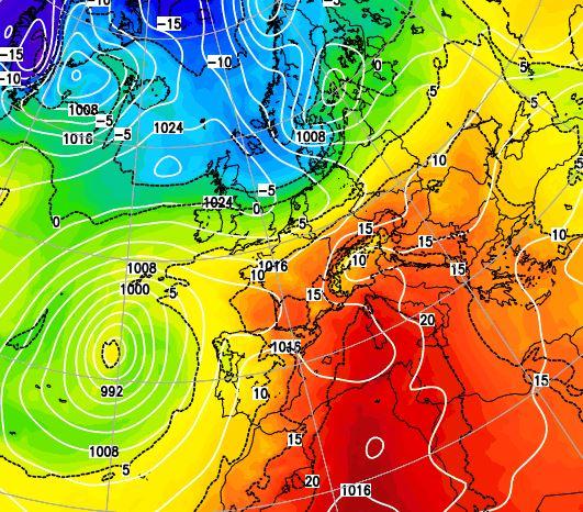 Ondata di caldo prossima settimana, al Sud sembrerà Estate