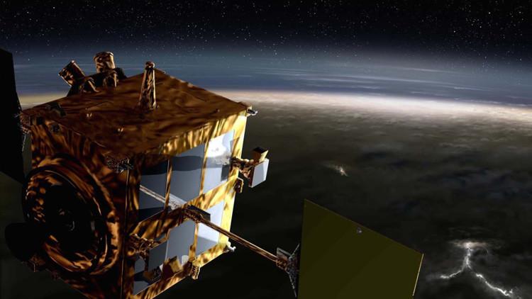Venere, la sonda Akatsuki rivela la presenza di nuvole di acido