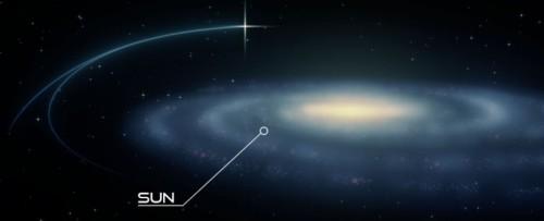 Astronomia: scoperta una rara stella binaria super-veloce