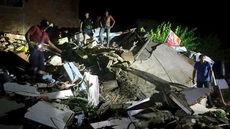 Terremoto Ecuador 17 Aprile, nuova scossa M 6.1, bilancio vittime si aggrava, le news