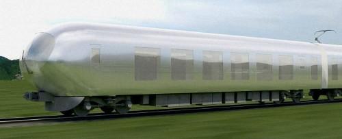 Giappone: entro il 2018 arriva il treno invisibile, progetto straordinario