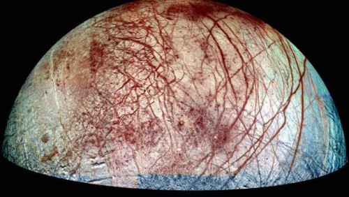 Vita aliena: sul satellite Europa le condizioni adatte