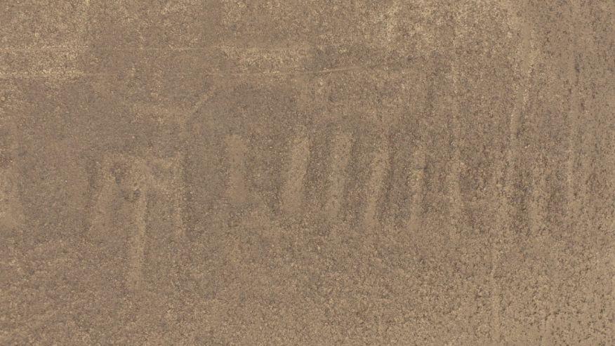 Nazca: il misterioso disegno rinvenuto dagli studiosi
