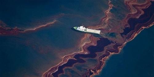 Disastro ambientale nel Golfo del Messico: 340mila litri di petrolio in acqua