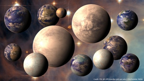 Pianeti extrasolari, Kepler scopre ben 1.284 corpi celesti