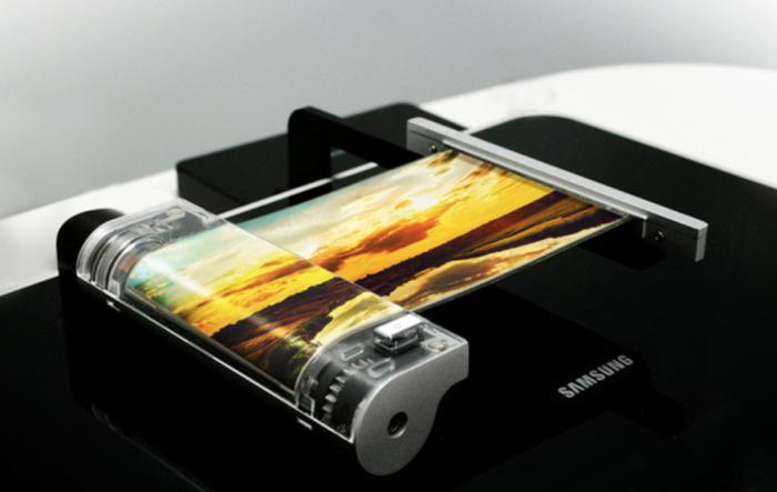 Smartphone arrotolabile: l'incredibile innovazione di Samsung