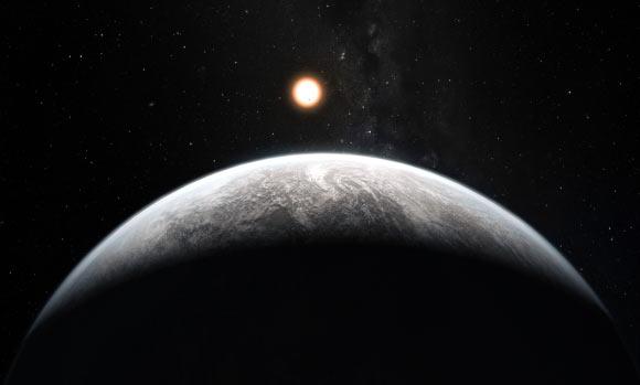 Pianeta di calcare, l'incredibile scoperta del Telescopio Hubble