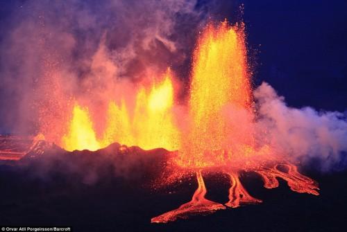 Islanda, scoperta la caldera vulcanica più grande mai osservata