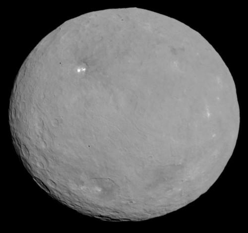 Cerere cancella i suoi crateri: il mistero che interroga gli scienziati