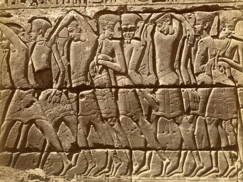 Israele: scoperti i resti del misterioso popolo dei Filistei