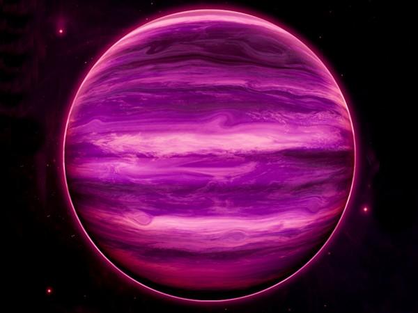 Spazio, prima osservazione di nuvole d'acqua su una nana bruna
