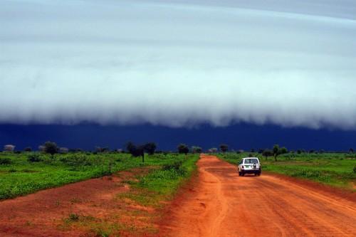 Riscaldamento globale: mentre il Mediterraneo 'bolle', nel Sahel torna la pioggia