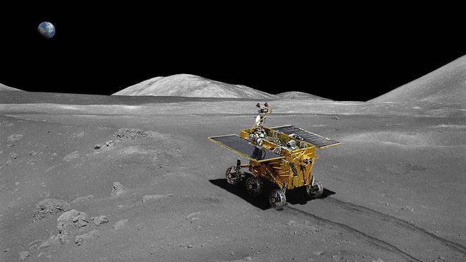 Luna: il rover cinese si ghiaccia, addio alla missione Yutu