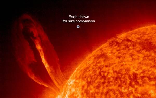 Sole, in arrivo una tempesta geomagnetica sulla Terra