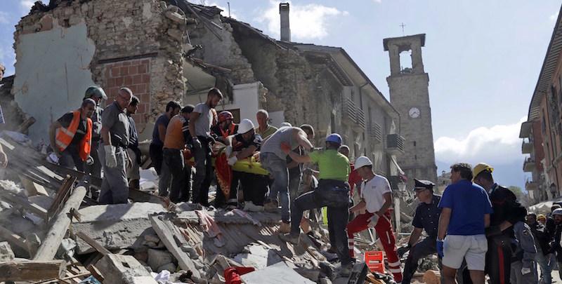 Terremoto, l'Ingv: 'Pericolo coinvolge l'intero paese'