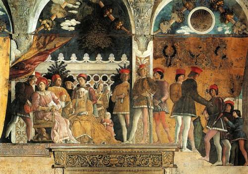 Mantegna: in un affresco i sintomi della neurofibromatosi