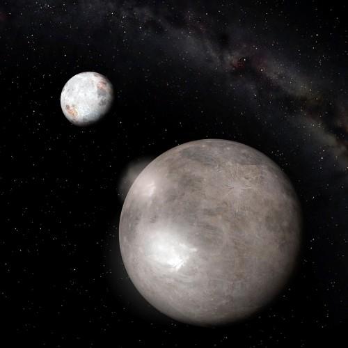 Nettuno, individuati cinque corpi celesti nella stessa orbita