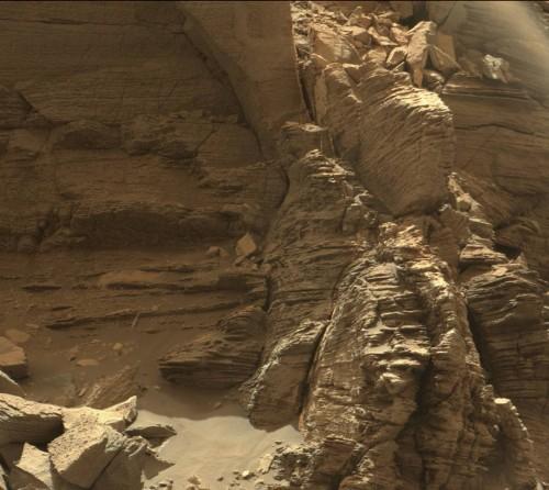 Marte: le eccezionali immagini del rover Curiosity