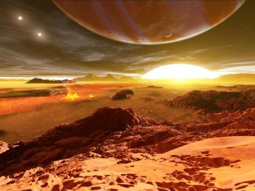 Progetto Genesi: come l'uomo porterà la vita terrestre su altri pianeti