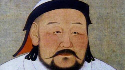 Archeologia: decifrato manoscritto con insegnamenti di Gengis Khan