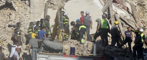 Terremoto Centro Italia: nuova forte scossa, tremano Marche e Umbria