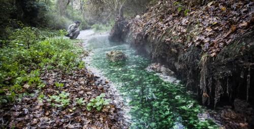 Terremoto: i segnali del sisma nelle acque in montagna