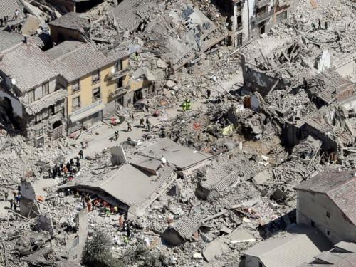 Terremoto Centro Italia: nuova potentissima scossa di 6.5