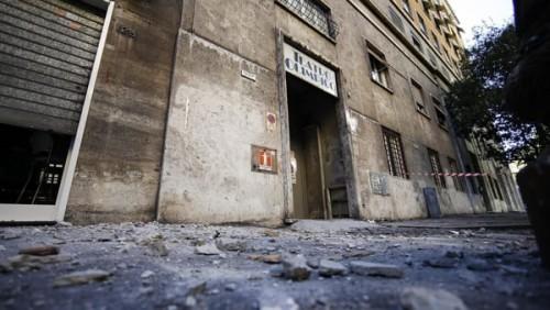 Terremoto, i danni a Roma: chiese chiuse al culto e danni alla tangenziale est