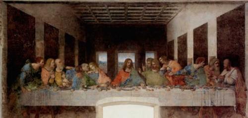 Ultima Cena: cosa mangiano i commensali ritratti da Leonardo?